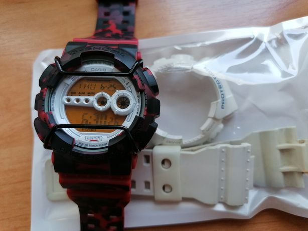 Casio G Shock GD 100