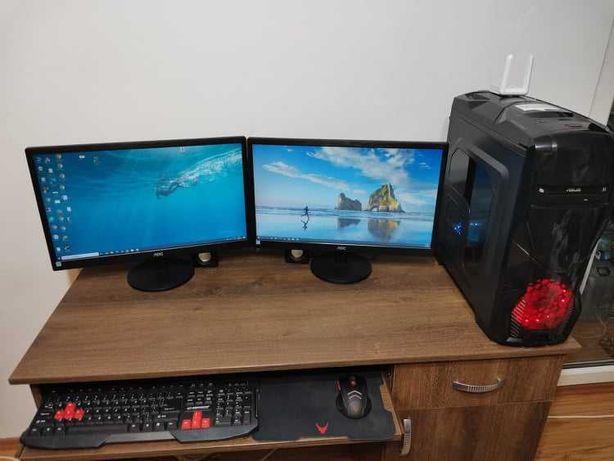 Setup gaming, Gaming PC, Calculator Gaming