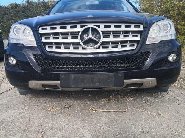 dezmembrez mercedes ml350 bluetec ad blue euro 5 euro 6 w164 facelift
