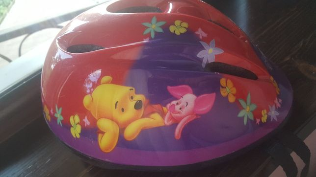 Casca bicicleta Winnie the Pooh