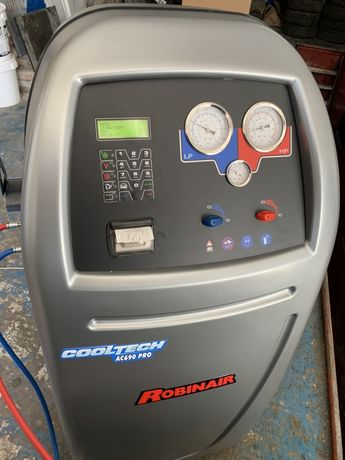 Incarcare freon aer conditionat AC, clima auto, A/C freion