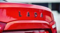 Орнамент (шильдик) LADA