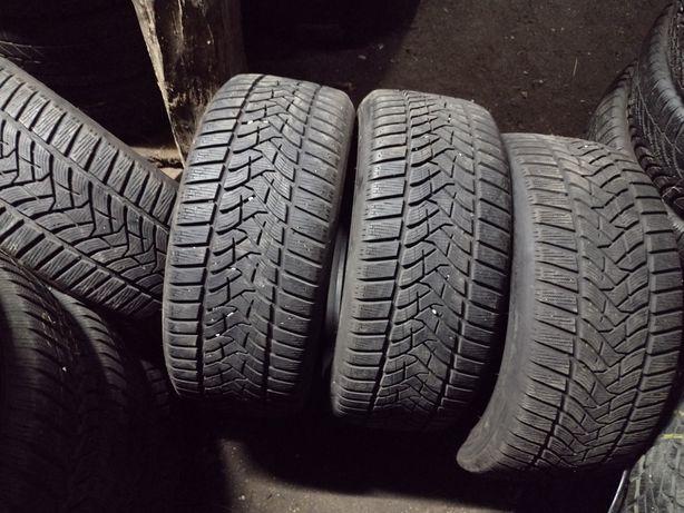 4 anvelope iarna Dunlop 215/65/16 7,5mm profil