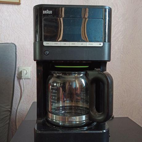 Кофеварка Braun PurAroma KF 7020