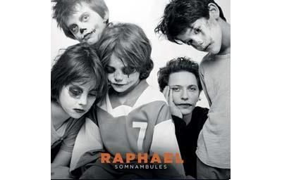 CD original sigilat Raphael Somnambules