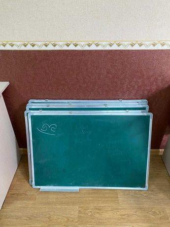 Доски настенные и напольный для школьников