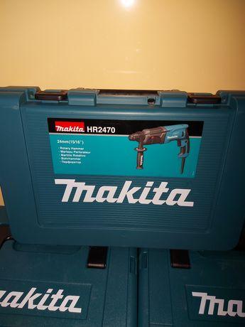 Нов оригинален перфоратор Makita HR2470