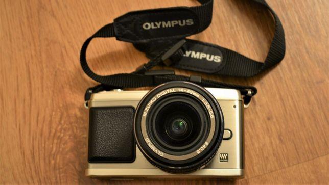 Olympus E-P1 + M.Zuiko Digital ED 14-42mm F3.5-5.6 II