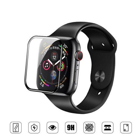 5D Протектор за Apple Watch iWatch 4 5 6 SE 40mm 44mm / 3D Nano