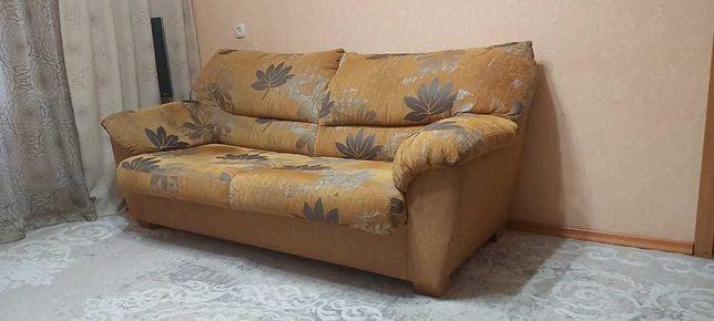 Продам два кресла и диван пр-во Беларусь