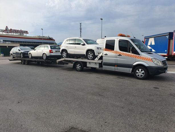 Transport Romania Italia