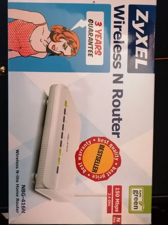 Router wifi zyxel