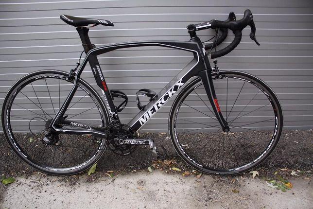 Eddy Merckx EMX 525 Carbon, Campagnolo Record 11v