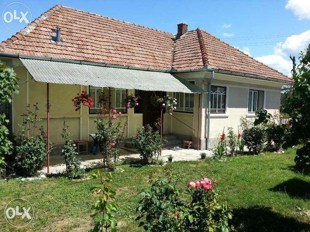 Vând casă in Someș-Odorhei - jud Salaj
