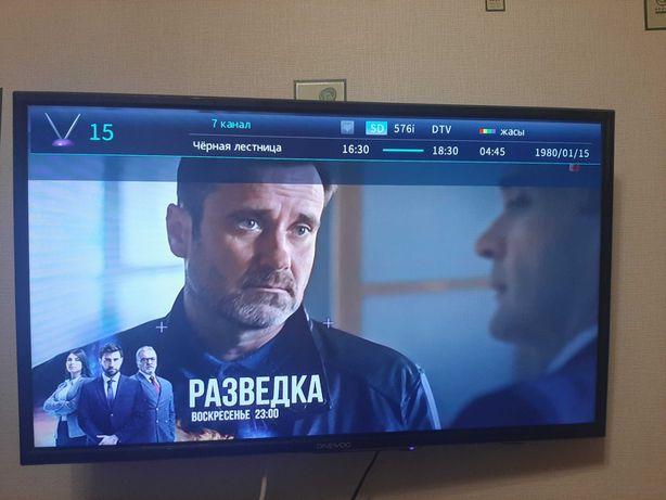 Телевизор БУ daewoo в отличном состоянии