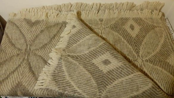 Одеяла - 100% вълна