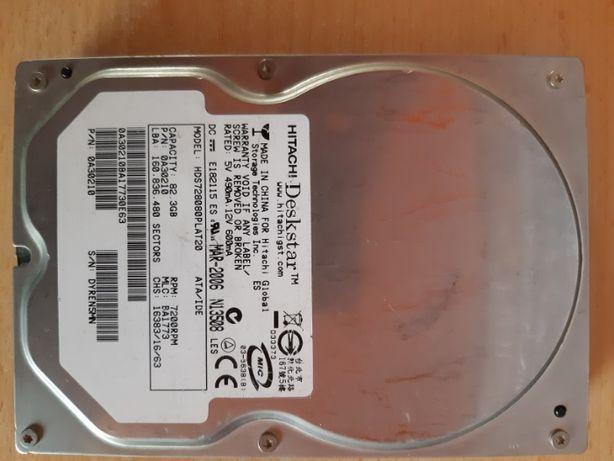 Hdd IDE 80 gb