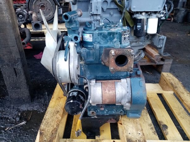 Motor Kubota Z482