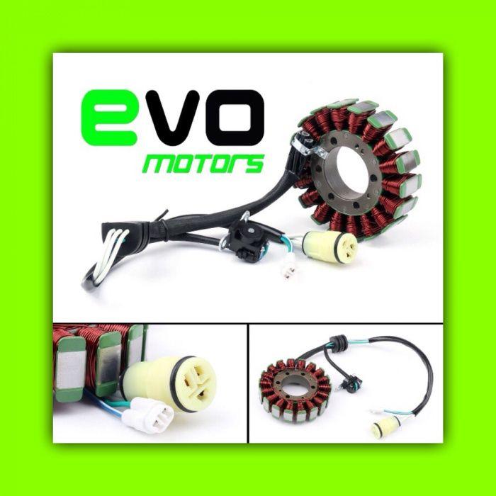 Stator NOU Yamaha Raptor 700 YFM700 quad 2006-2017 Alternator ATV A090 Bacau - imagine 1