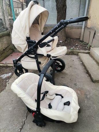 Детска количка Абдор немо 3в1