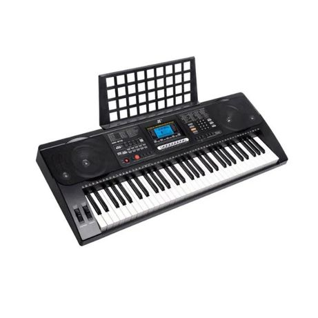 Orga electronica,61 clape, USB, 5 octave, 3 programe invatare