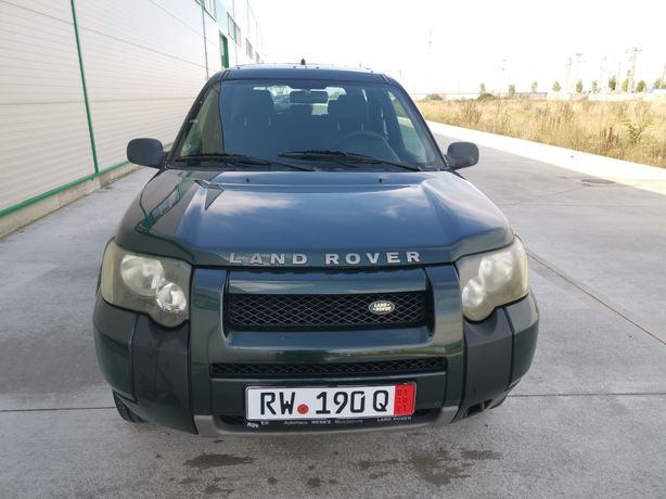 Vând Land ROVER 4x4