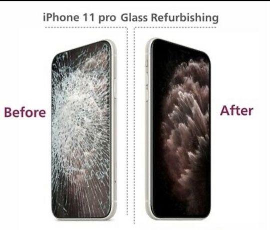 ‼️Geam iphone X/Xs‼️montaj inclus/inlocuire profesionala pe loc