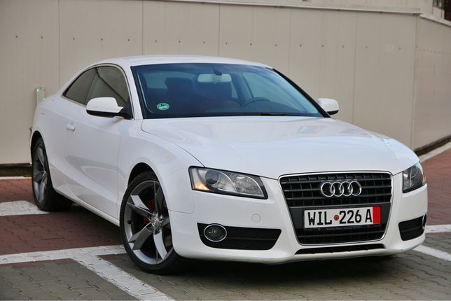 Audi A5 Coupe 2.0 Tdi Rate Credit