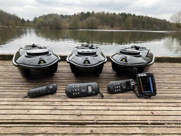 Лодка за Захранка Boatman actor , опция за GPS с автопилот и Сонар