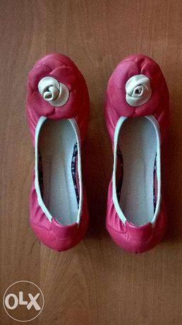 Продам балетки турецкие кожаные Chanel