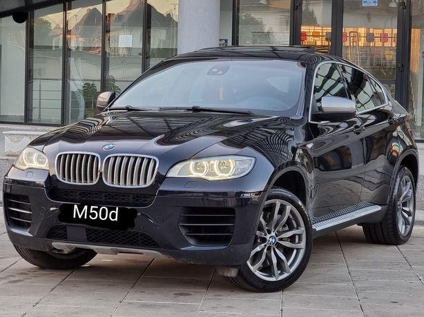 Bmw X6 M50d 381 cp Facelift *Far Lasser *140000km *Fără Greseala