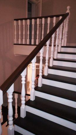 Реставрация лестниц и деревянных изделий