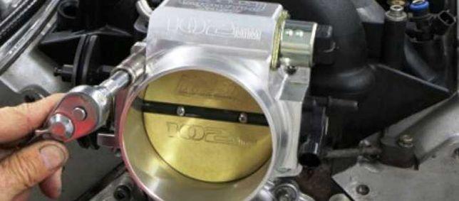 curatare  clapeta acceleratie, EGR,regulator presiune combustibil etc