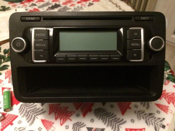Radio CD MP3 Gama VW,polo,golf pasat
