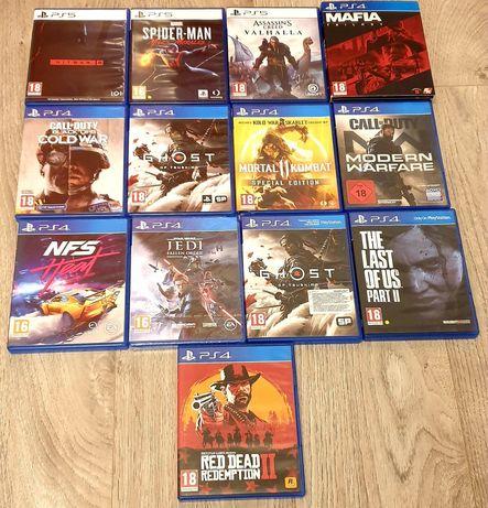 Jocuri de PS4 si PS5