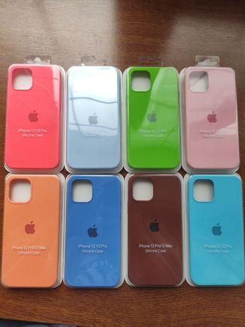 Чехлы(чехол) и стекла на Iphone 12/12 pro