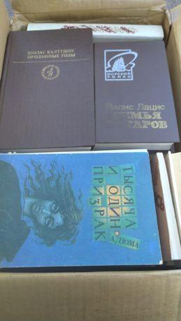 Книги в большом количестве