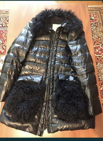 Пуховик Moncler и зимняя куртка