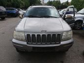 Jeep Grand Cherokee limited 3.1 На части