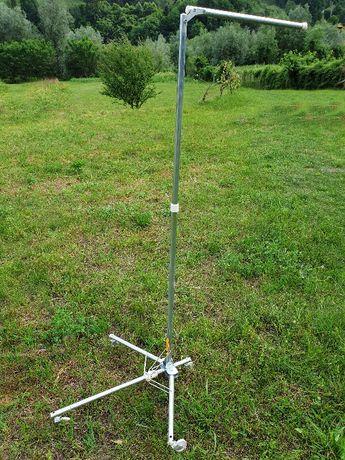 Trepiede de aluminiu pentru antene rulote, autorulote, etc