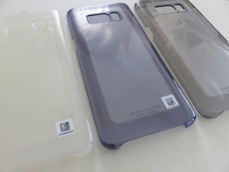 Samsung Galaxy S8 Plus, Samsung Galaxy S8+ Clear Cover гр. София - image 1