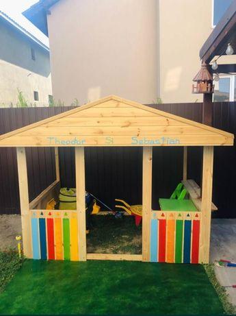 Căsuța lemn Constanța