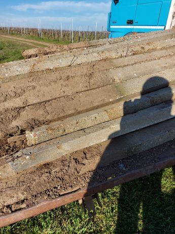 Spalieri de beton