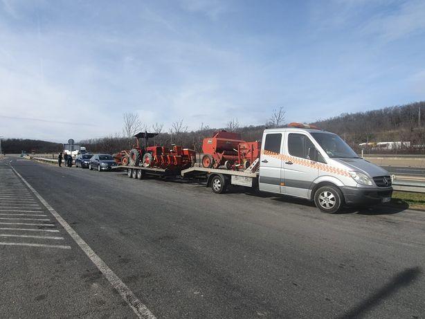 Transport auto si marfă Romania Italia