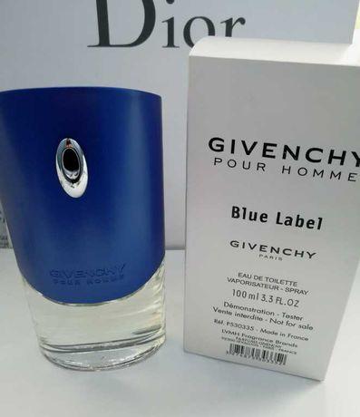 Хит! Givenchy Pour Homme Blue Label 100ml по доступной цене