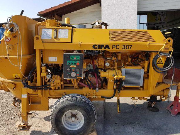 Vand / schimb Pompa fixa de beton Cifa PC 307 - 35 mc/h