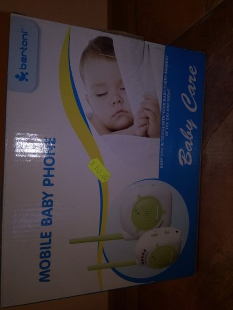 Mobile baby phone