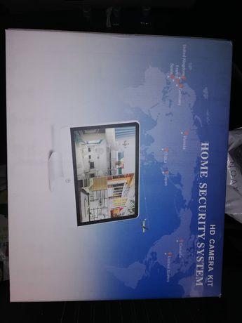 Vând sistem de supraveghere video