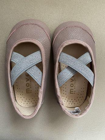 Нови Детски обувки пантофки тип балеринки
