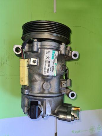 Compresor aer condiționat  9670318880 Citroen DS3 C2 c3 C4 1.6 hdi